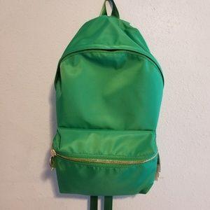 Stoney Clover Lane Green Nylon Backpack